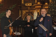 "Koncert noworoczny ""Cantando Canzoni"""